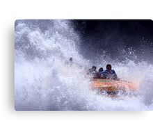 A Great Day Out Canvas Print