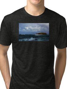 Sheep Island Tri-blend T-Shirt