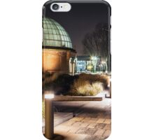 Greenwich Foot Tunnel - Cutty Sark iPhone Case/Skin