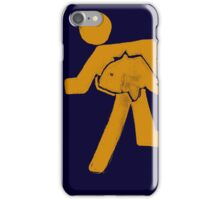 Don't steal the fish 2 iPhone Case/Skin