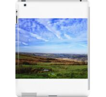 Rossendale Valley iPad Case/Skin