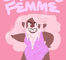Dwarf Babe — CHAOTIC FEMME by droosy