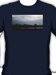 Scrabo In The Mist T-Shirt
