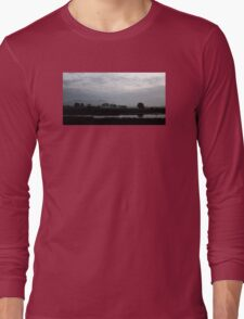 Scrabo In The Mist Long Sleeve T-Shirt