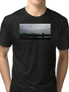 Scrabo In The Mist Tri-blend T-Shirt