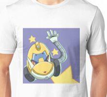 Vacuum Cleaner in Space Unisex T-Shirt