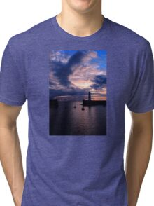 The Dee, Dawn Tri-blend T-Shirt