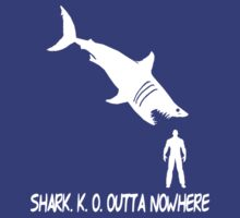Shark.K.O. Outta Nowhere by MrTWilson