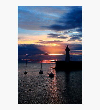 The Dee, Sunrise Photographic Print