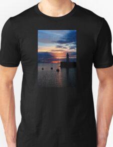 The Dee, Sunrise Unisex T-Shirt