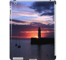Donaghadee, Sunrise iPad Case/Skin
