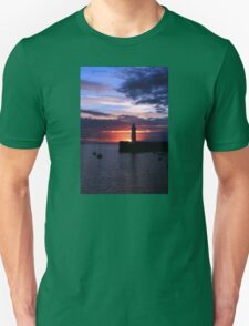 Donaghadee, Sunrise Unisex T-Shirt