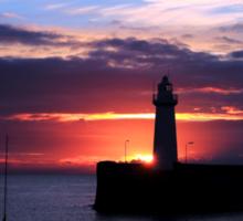 Donaghadee, Sunrise Sticker