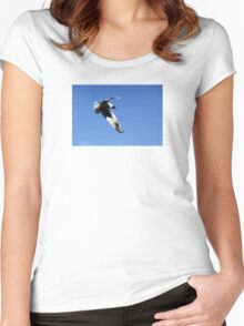 Not Jonathan Livingston Women's Fitted Scoop T-Shirt