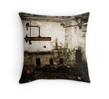 desolate. Throw Pillow