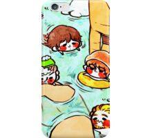 Tinies-Bathing iPhone Case/Skin