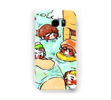 Tinies-Bathing Samsung Galaxy Case/Skin
