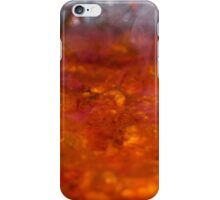Hell in the pan iPhone Case/Skin