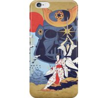 Samurai Wars iPhone Case/Skin