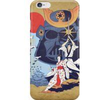 Samurai Wars iPhone Case/Skin