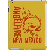 Angel Fire, New Mexico iPad Case/Skin
