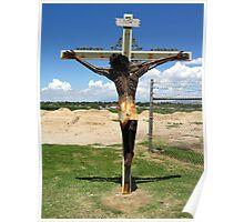 Scrap Metal Jesus Poster