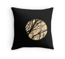Werewolf Magic ... Throw Pillow