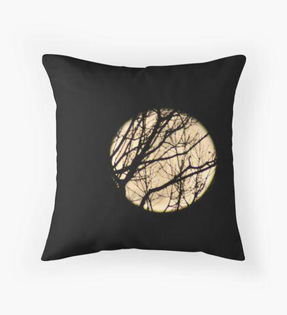 Werewolf Magic ... Throw Pillow