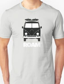 ROAM Surfer Bus  T-Shirt