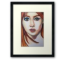 Together or Not at all Framed Print