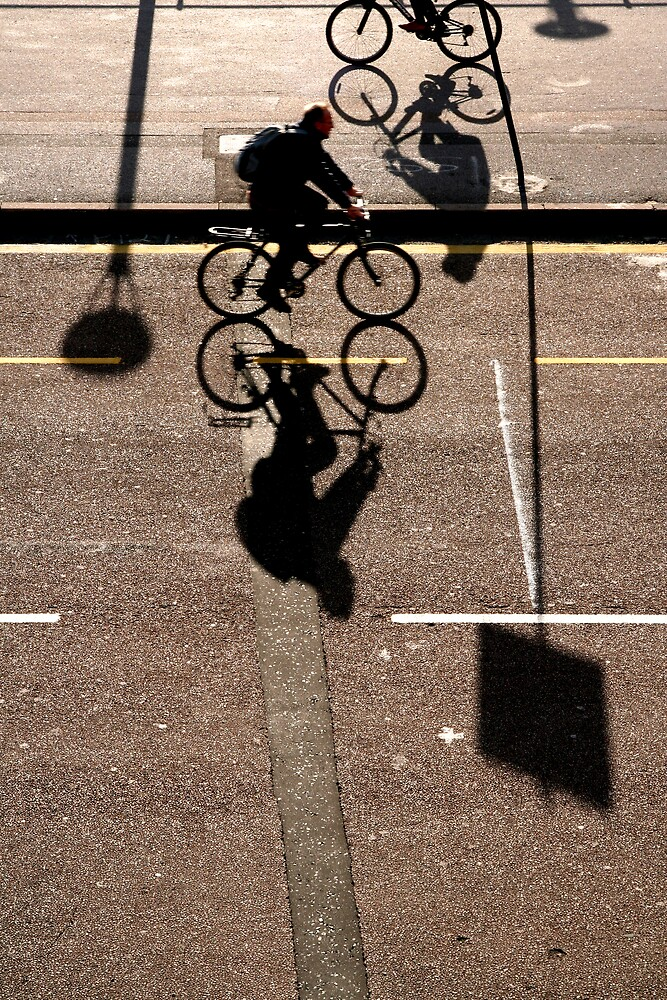 Crossing Paths by Lewis Packman