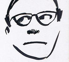 Jack Benny...Wellll! by Seth  Weaver