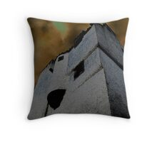 The Study Culross Throw Pillow