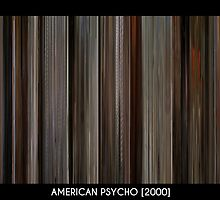 MovieDNA: American Psycho [2000] by MovieDNA
