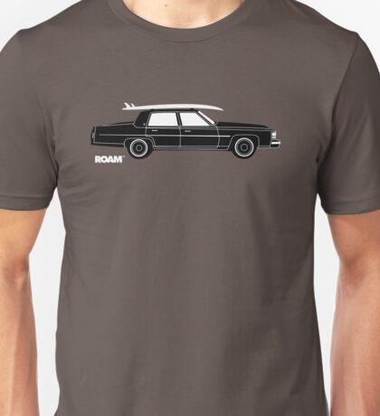 ROAM Rat Caddy Surfer  Unisex T-Shirt