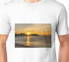 Sunrise Down East Maine  Unisex T-Shirt