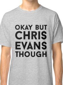 Chris Evans Classic T-Shirt