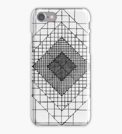 Fade In iPhone Case/Skin
