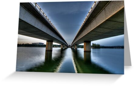 Commonwealth Avenue Bridge by Christopher Meder