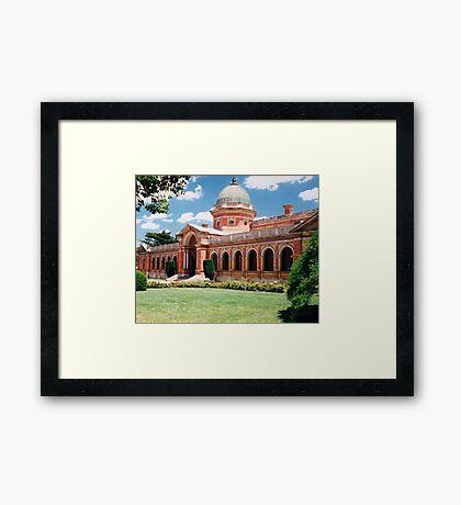 Court House, Goulburn, NSW, Australia Framed Print