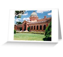 Court House, Goulburn, NSW, Australia Greeting Card