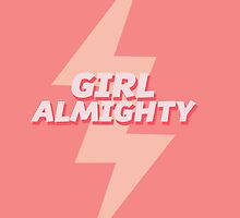 girl almighty - pink by thepattymatos
