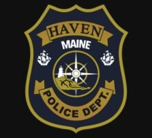 Haven Police Department One Piece - Short Sleeve