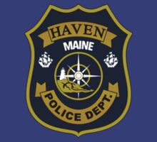 Haven Police Department by televisiontees