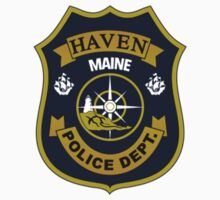 Haven Police Department Baby Tee