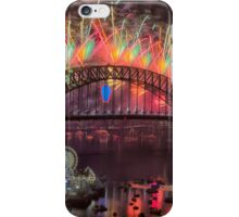 What a Blast - Sydney New Years Day 2015 # 2 iPhone Case/Skin