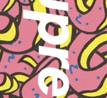 Odd Future Donuts x Supreme Sticker