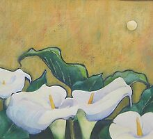Lillies in the Valley by Mrswillow