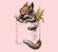 Pocket chipmunk Kids Clothes