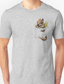 Pocket chipmunk T-Shirt